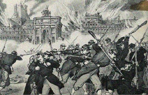 21 - 28 mai 1871 :